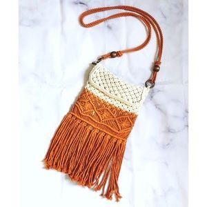 The Sak Fringe Bag